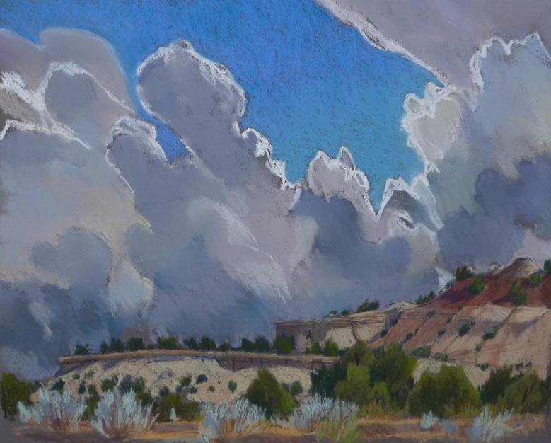 Escalante, plein air, Souther Utah, Scotty Mitchell